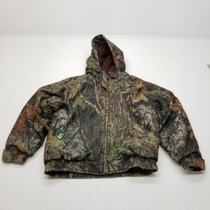 Game Hide Hunter Hide Insulated Hunting Jacket
